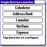 Single Button Launcher