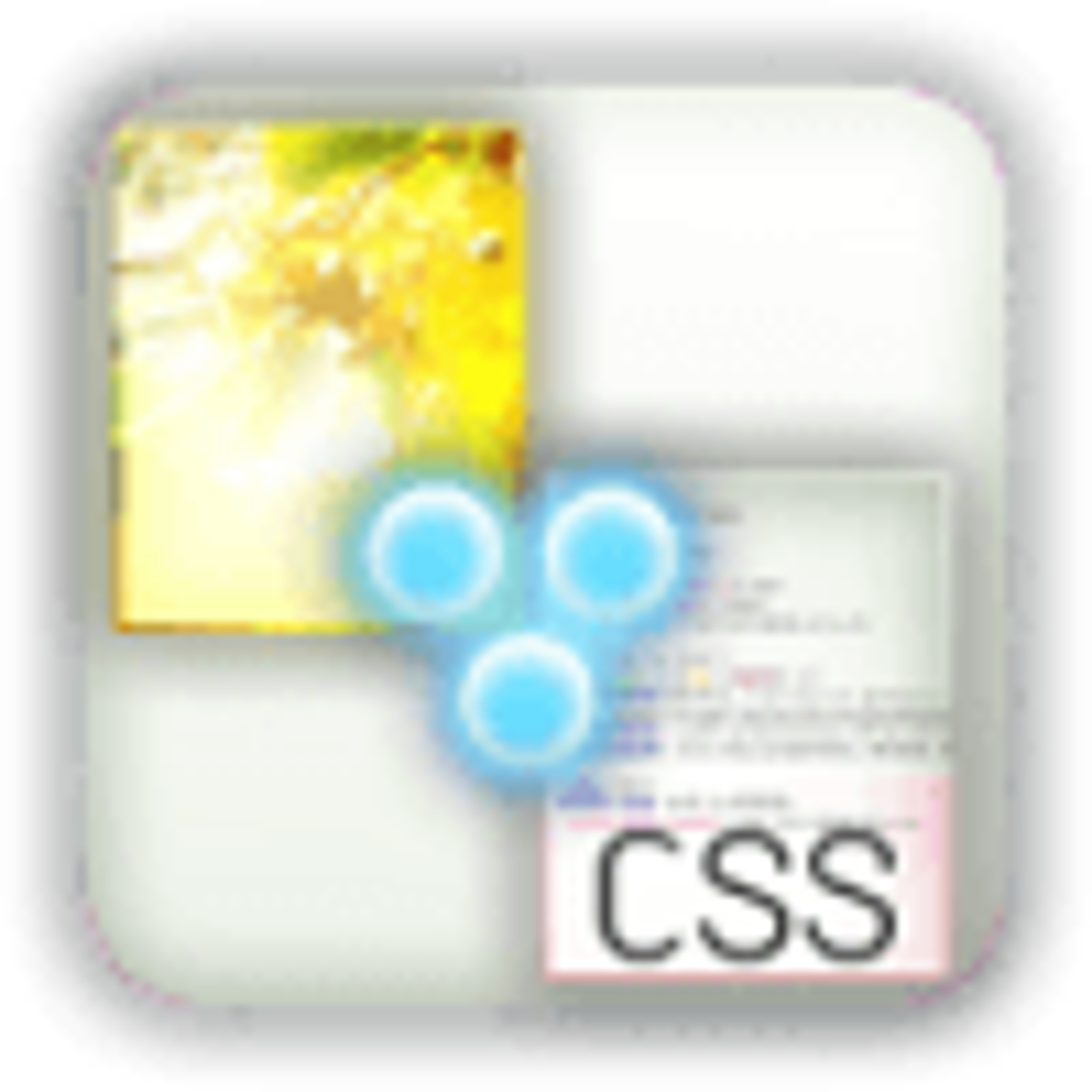 Graphic2CSS 1.1