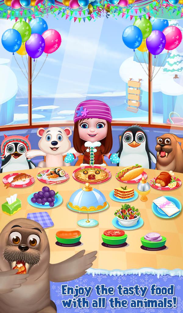 Baby Emma's Polar Adventure