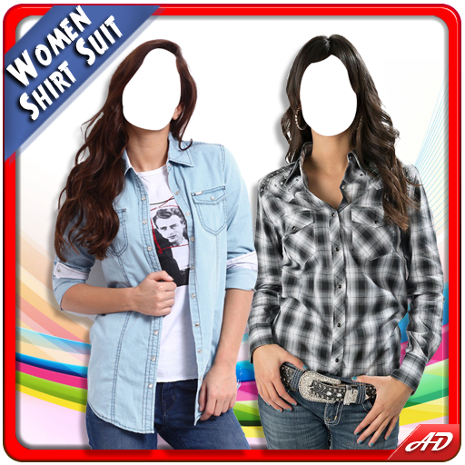 Women Shirt Photo Montage New