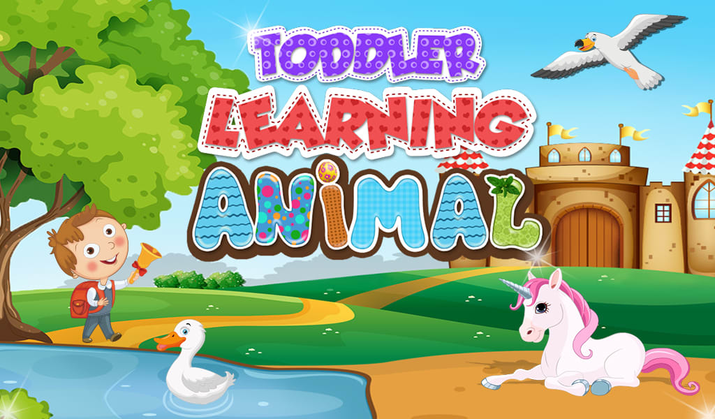 Toddler Learning Animal