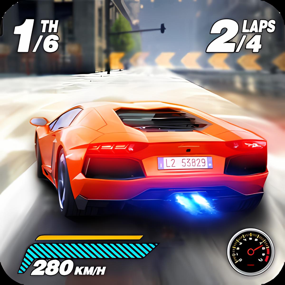 Traffic Drift Racing
