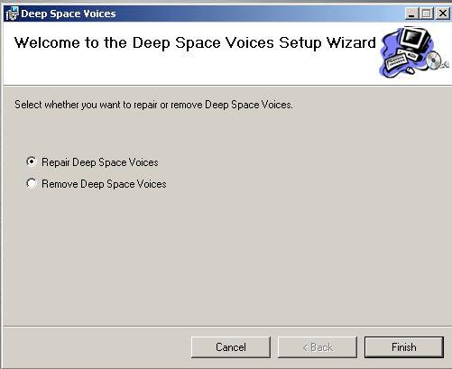 Deep Space Voices