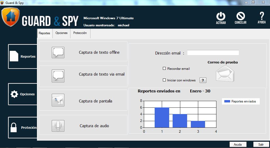 Guard & Spy