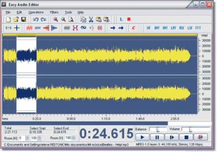 Easy Audio Editor