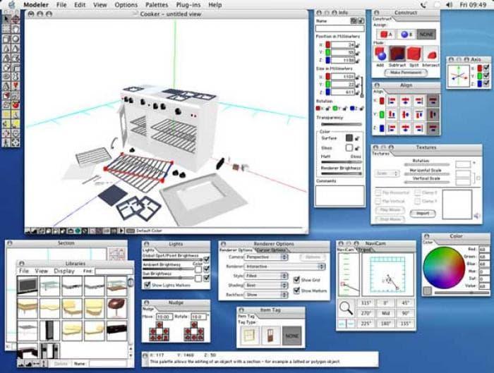 Microspot Modeler