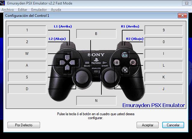 Emurayden PSX Emulator - Descargar