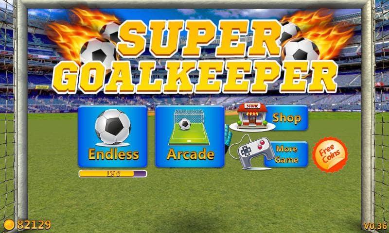 Super Goalkeeper