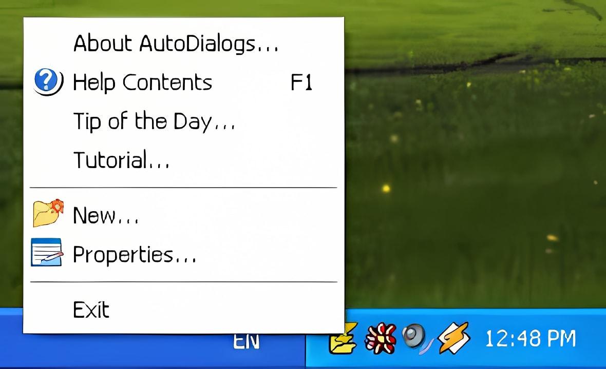 AutoDialogs
