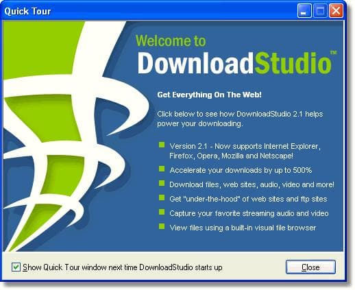 DownloadStudio