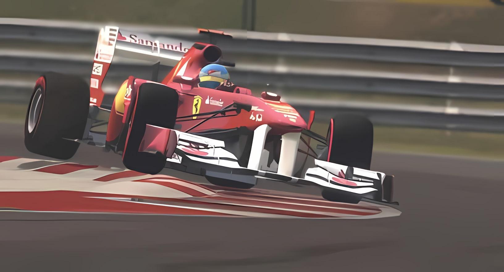 Parche para F1 2011
