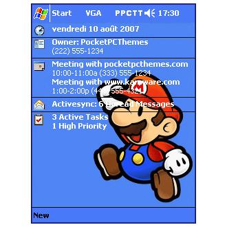 Bravo Mario Theme