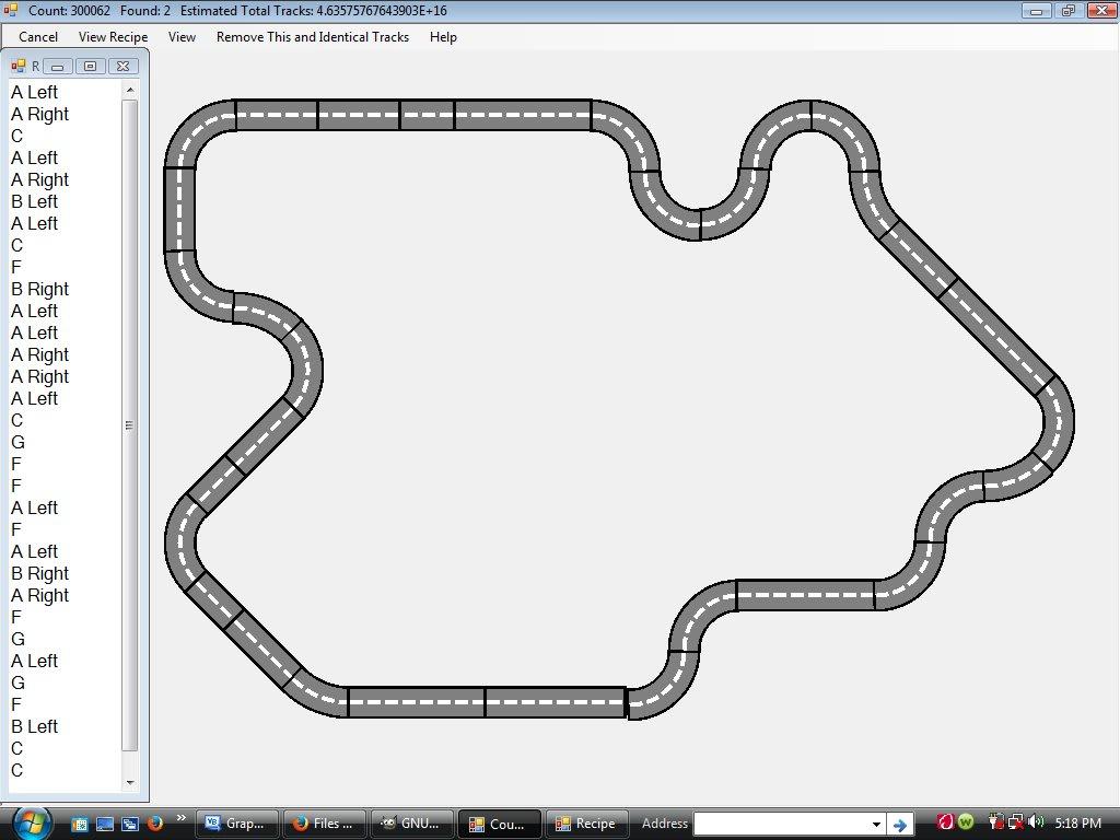 Graphic Track Maker