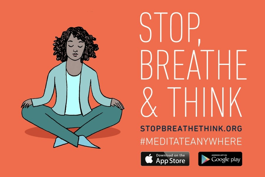 Stop, Breathe and Think