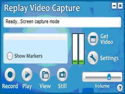Replay Video Capture