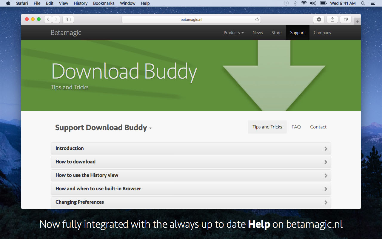 Download Buddy