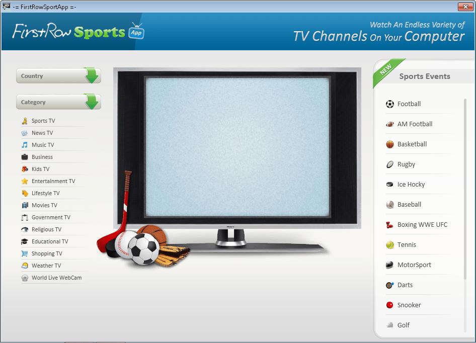 FirstRow Sport App - Download