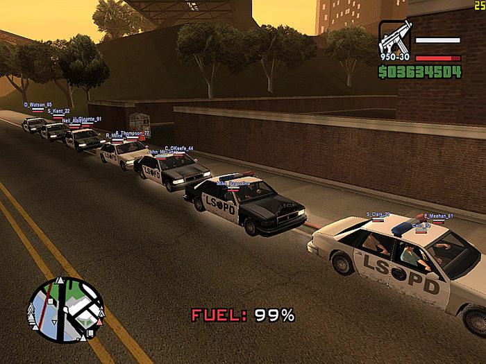 San Andreas Multiplayer Download