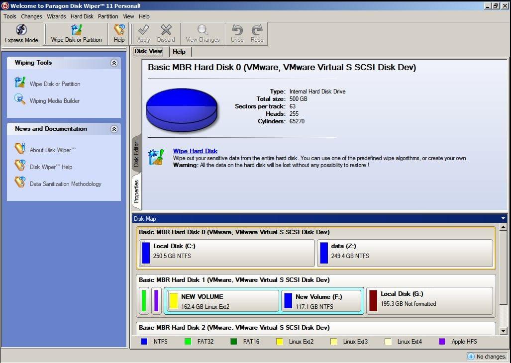 Disk Wiper 11