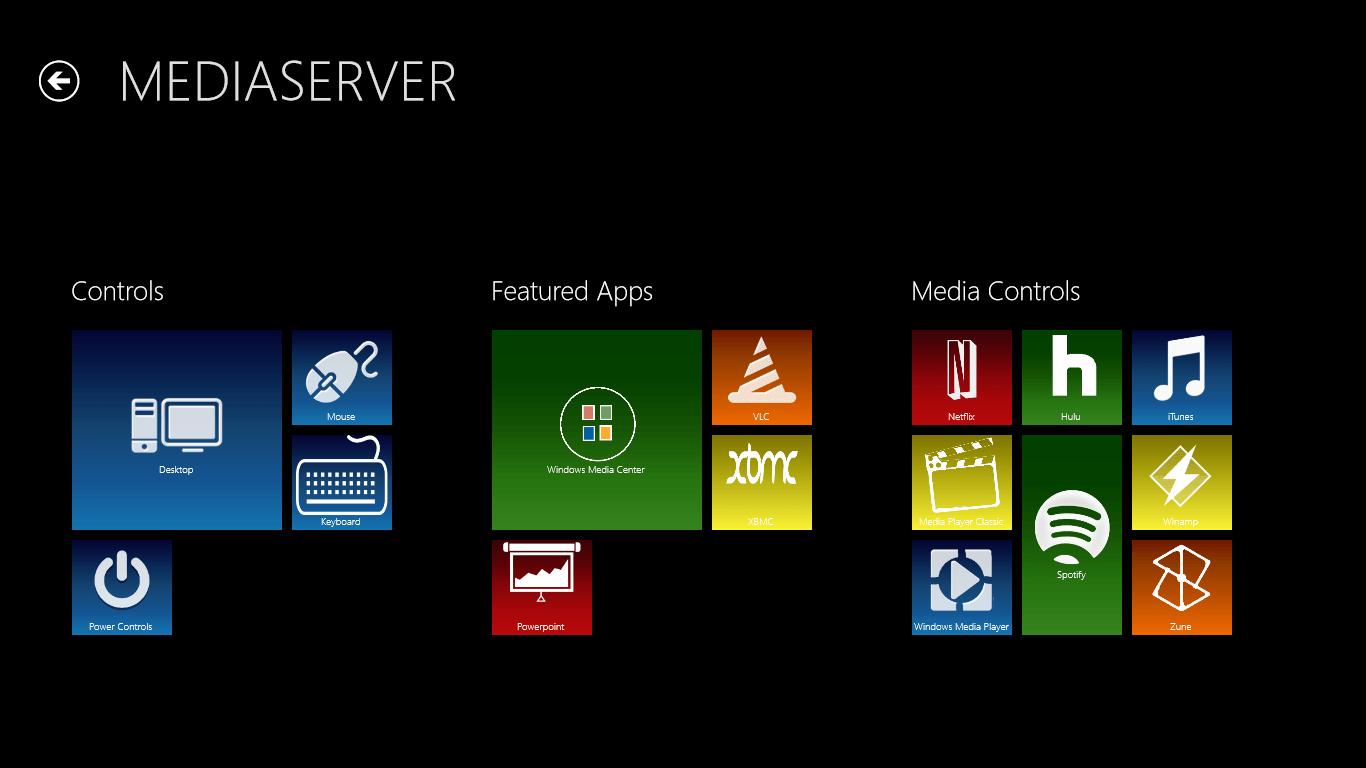 PC Remote Windows