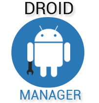 Droid Manager