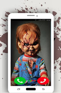 Call From Killer Chucky doll
