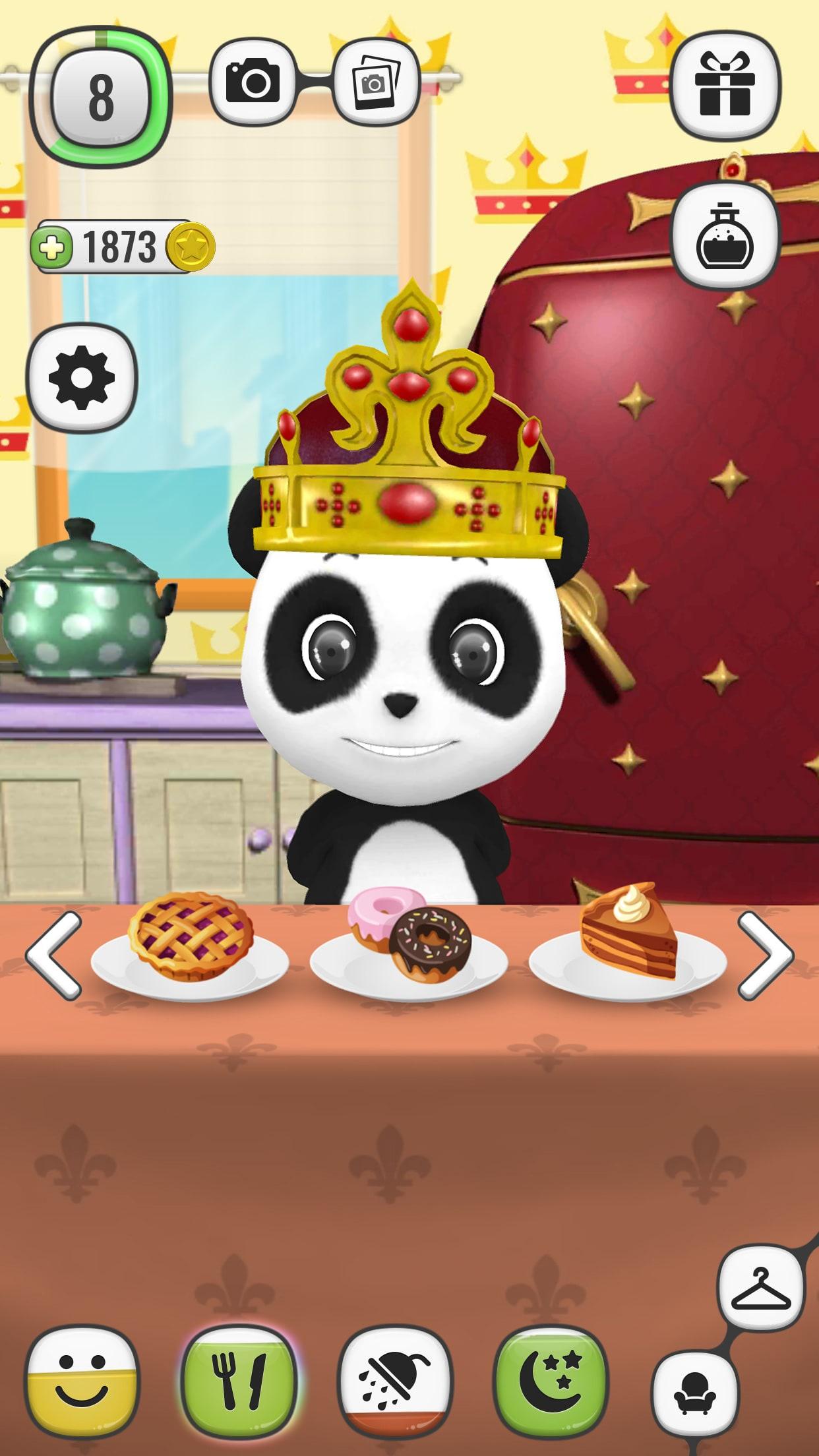 My Talking Panda Virtual Pet