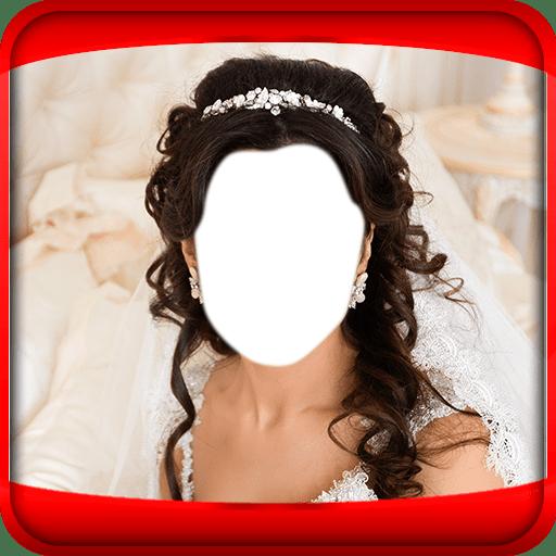 Wedding Hair Photo Montage