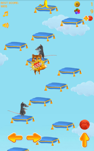 Jumpy Kitty Cat - Jumping Game