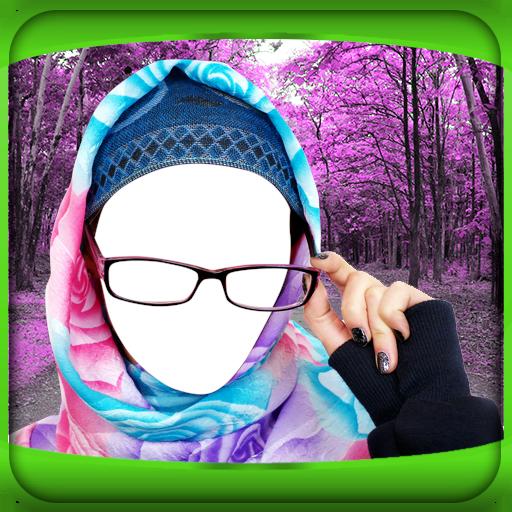 Hijab Fashion Suit Camera