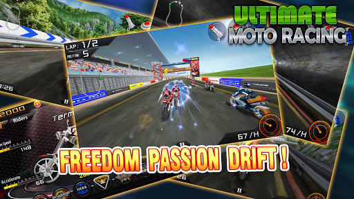 Ultimate Moto Racing