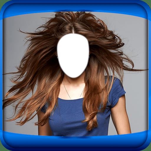 Ombre Hair Salon Photo Camera
