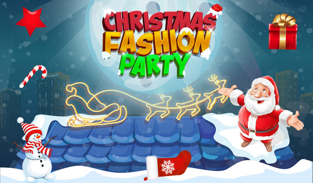 Christmas Fashion Party