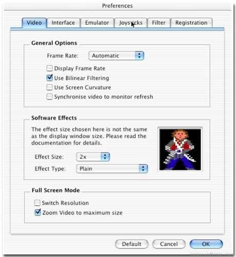 Emulator Enhancer