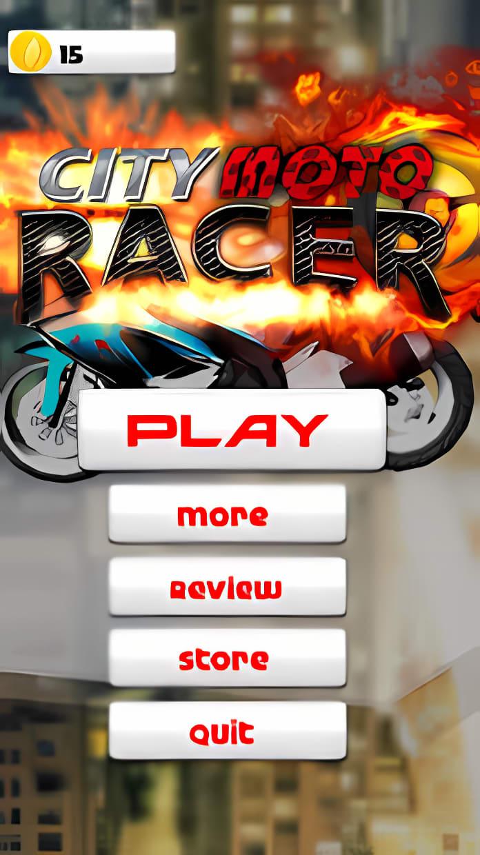 Moto Turbo Race 3D