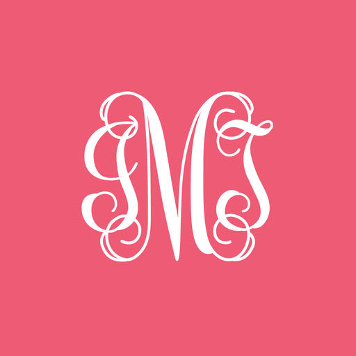 Monogram It! - Custom Wallpapers and Backgrounds 11.0