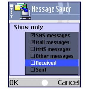 Message Saver