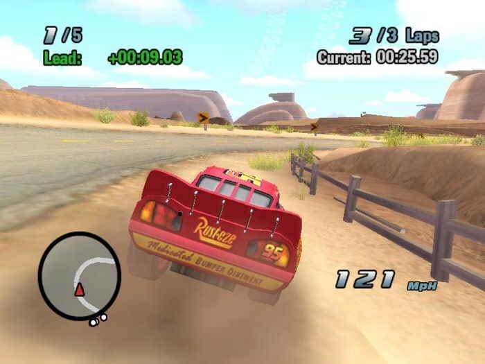 Cars 3 игра скачать торрент Pc - фото 8