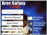 Ares Galaxy Turbo Booster