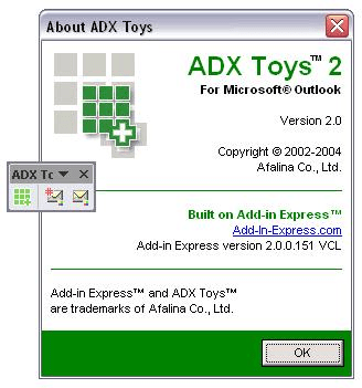 ADX Toys 2 Outlook