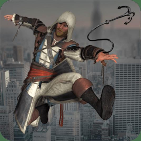 Assassin's Hero Rope 3D 1.0