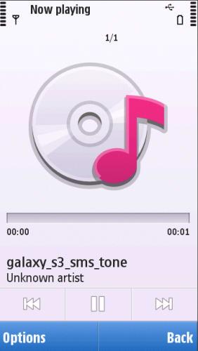 Galaxy S3 Sms
