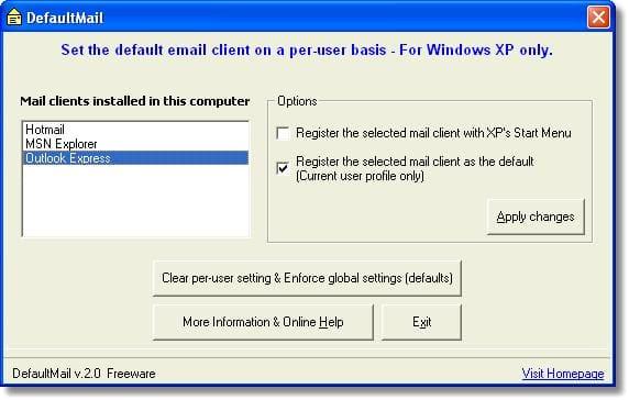 DefaultMail