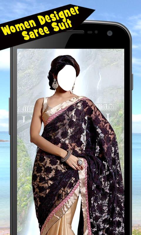 Women Designer Saree Suit