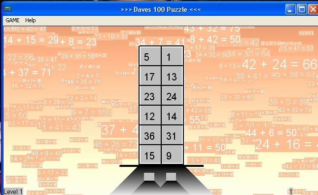Daves Math 100