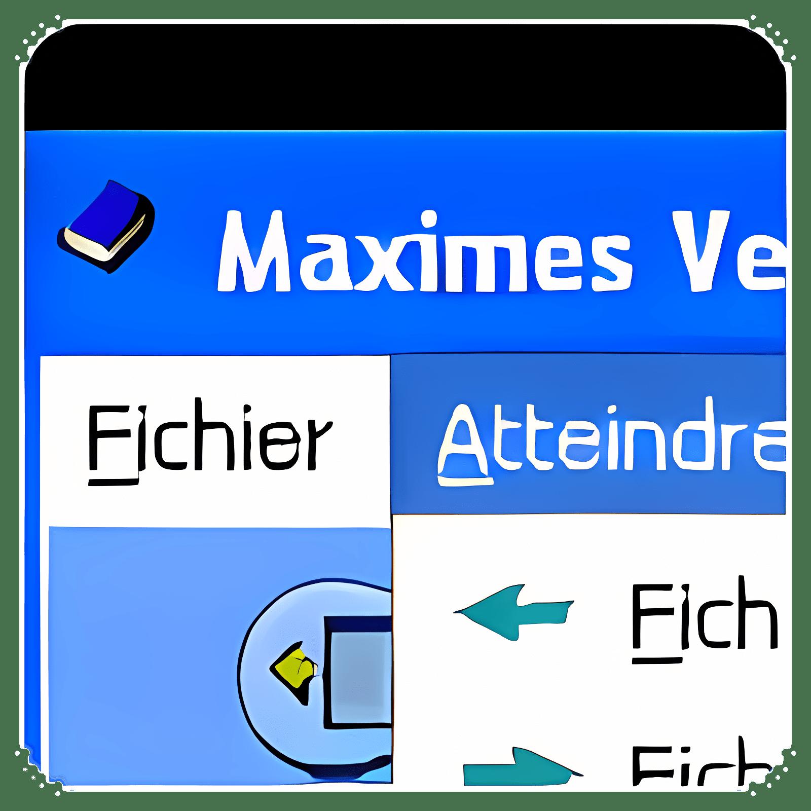 Maximes 6.06 b