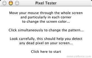 Pixel Tester