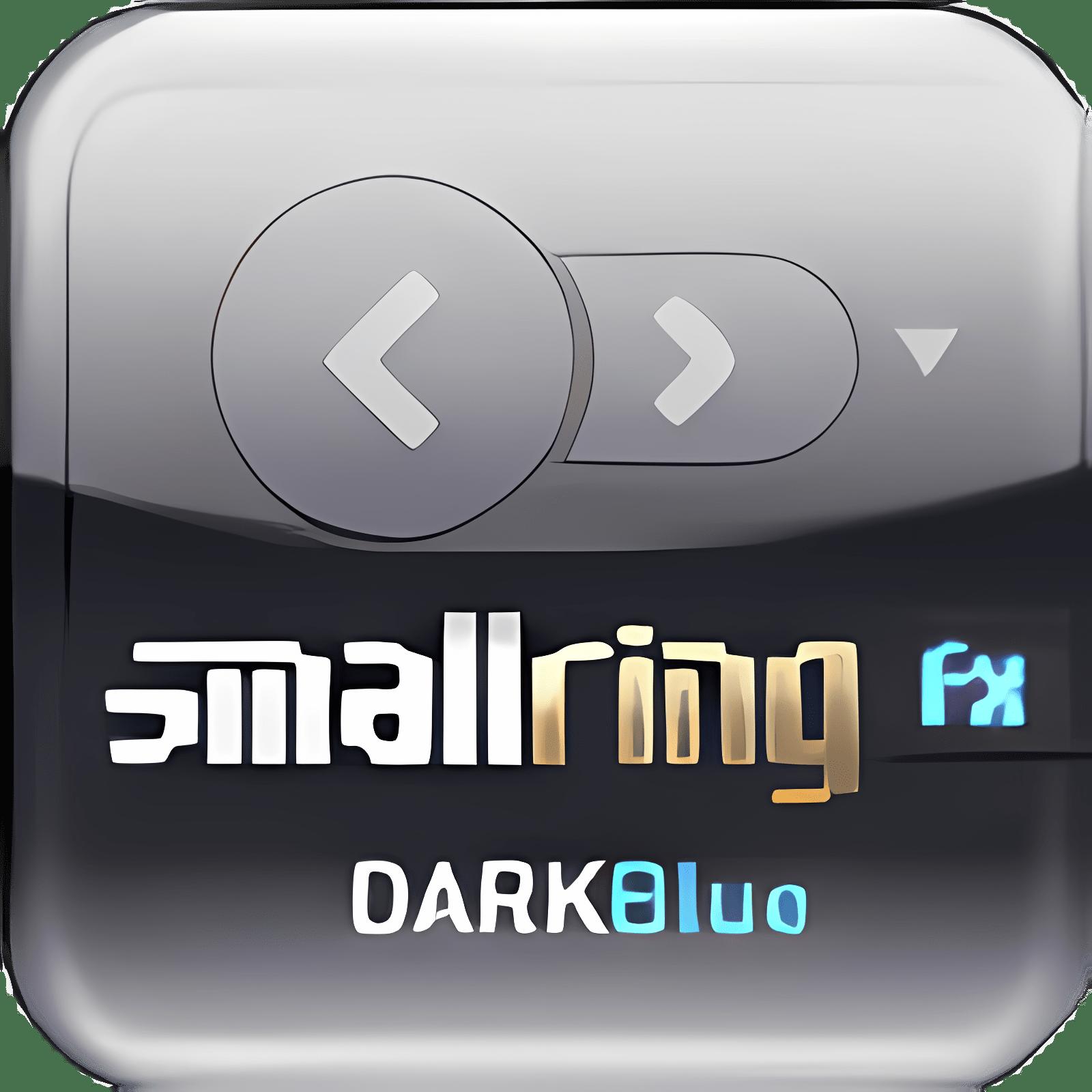 SmallringFX DARKBlue