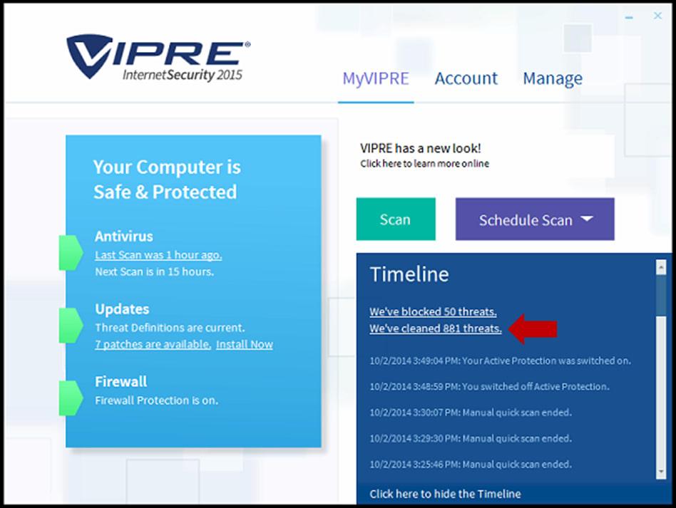VIPRE Internet Security