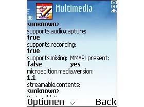 MIDP SysInfo